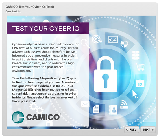Test Your Cyber IQ